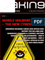 Mobile Malware the New Cyber Threat 08 2010