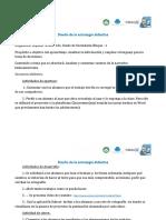 App y Secuencia Didactica