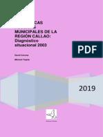 Bibliotecas públicas municipales de la región Callao