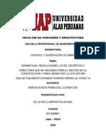 2 DO TRABAJO DE SUPERVICION DE OBRAS ( DE LA PAZ LLAMPASI, RONALD MAIK)