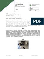 ACCION DE GESTION INTERISTITUCIONAL ITUANGO