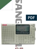Sangean ATS-909 e