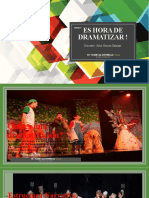 Es Hora de dramatizar ! - SEMANA 5.pptx