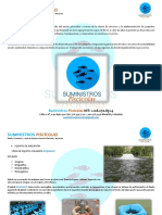 Catálogo Suministros Piscícolas 2020
