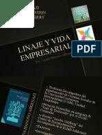 Linaje y vida empresarial