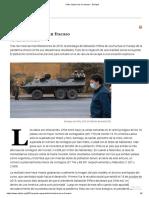Chile, historia de un fracaso - El Dipló