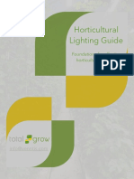 TotalGrow Horticultural Lighting Guide