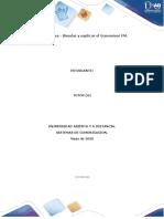 Evaluacion final transmisor fm