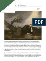 El Barroco Historia de la Pintura (1)