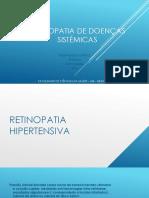 Retinopatia de Doenças Sistémicas ubi