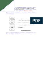 Pseudocodigos y Diagramas de Flujo