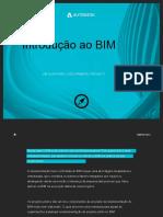 Introdução Ao BIM- AutoDesk