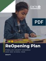Draft ReOpening Plan 2020-2021