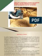 TRATAMIENTO DE LA ASISTENCIA TECNICA EN LA LEGISLACION DEL IMPUESTO A LA RENTA (1)