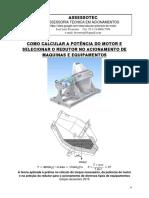 212055702-Como-calcular-a-potencia-do-motor-e-selecionar-o-redutor-no-acionamento-de-maquinas-e-equipamentos.pdf