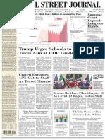 The Wall Street Journal - 09.07.2020