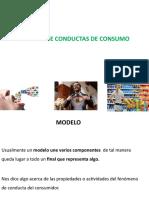 Unidad 2 Modelos de Conductas de Consumo Final