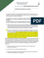 Evaluación Para Auditores de La Calidad - Carlos Enrique Portillo Del Cid