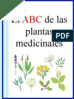 ABC de Las Plantas Medicinales