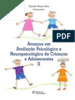 Avanços em Avaliação Psicolótica e Neuropsicológica de Crianças e Adolescentes II.pdf
