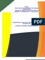 Fase Investigación Tutores en Línea ITG