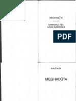 Kālidāsa - Anónimo _ Traductor_ Francisco Villar Liébana - Meghadūta - Upanisad del Gran Aranyaka-RBA Coleccionables, S.A. (2002)