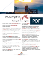 Redemptive Marriage