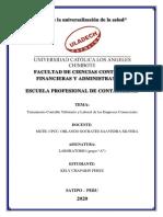 Tratamiento Contable Tributario y Laboral de las Empresas Comerciales