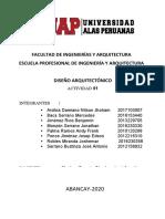TRABAJO Nº1-ANALISIS ARQUITECTONICO DE MACHUPICCHU (1)