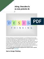 Metodología_Design Thinking