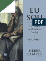 Eu Sou_ Os Modos da Revelacao Verbal - Volume 2 - Heber Carlos de Campos.epub