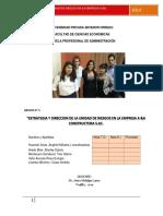 estrategiaydirecciondelaunidaddfinalterminado-140616085739-phpapp02