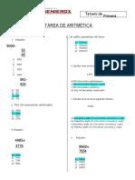 TAREA.. DE ARITMETICA 1