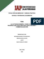 LEGISLACIÓN MINERA-TRABAJO(1)