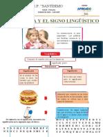 La-Palabra-y-el-Signo-Lingüístico-para-