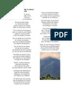 poemas de ecologia