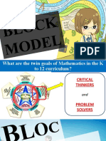 block model-lac