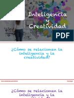 7. Inteligencia y Creatividad