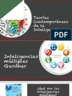 5. Teorías Contemporáneas de la inteligencia