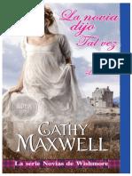 Cathy Maxwell-Serie The Brides Of Wishmore-2-la novia dijo tal vez.pdf