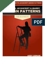 Essential Javascript & jQuery Design Patterns - Addy Osmani