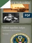 Path to a Judgeship