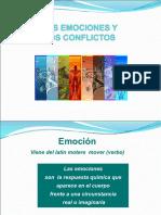 Emociones y Conflicto