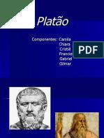 Platão - trabalho de ética
