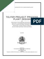 Telfer Project Process Plant Design