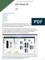 Get started with Power BI Desktop - Power BI _ Microsoft Docs