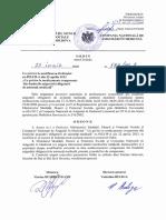 Ordinul Nr 584 146 a Din 23-06-2020 Cu Privire La Modificarea Ordinului Nr 492139 a Din 22-04-2013 Cu Privire La Medicamente Compensate Din FAOAM