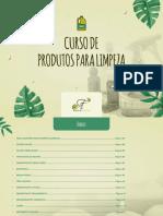 CURSO DE PRODUTOS PARA LIMPEZA 14