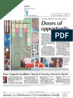 Contact Newspaper January 21, 2011