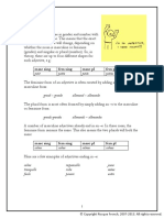 French_Grammar_Adjectives